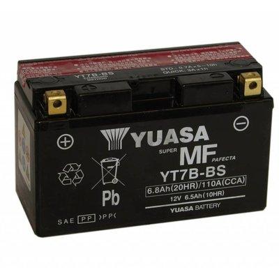 Yuasa Motorrad Batterie YT7B-BS