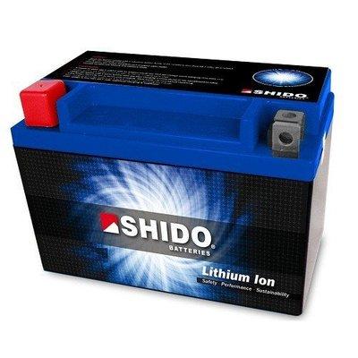 Shido YTZ7-S Lithium Ion Batterie