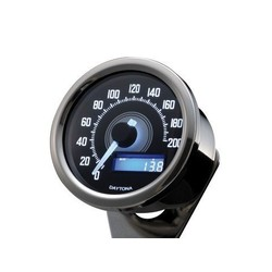 Verona Digitaler Speedo Chrome 200KM/H