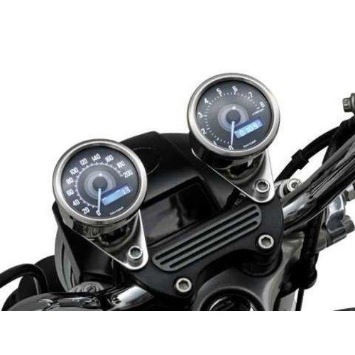 Daytona 8.000 RPM Drehzahlmesser Verona Verchromt