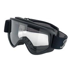 Moto 2.0 Goggle Script Black