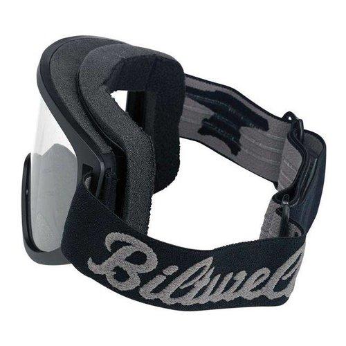 Biltwell Moto 2.0 Goggles Script Black