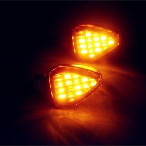 "Set LED Smoke Knipperlichten ""Modern"""