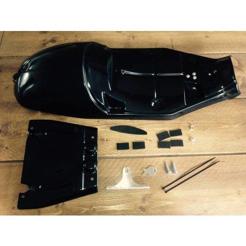 C.Racer Black Diamond Triumph Bonneville 2008+ SEAT50