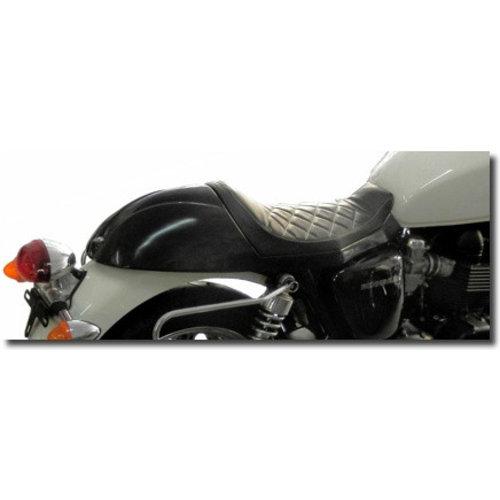 C.Racer Black Tuck N' Roll Triumph Bonneville 2008+ Sitzbank