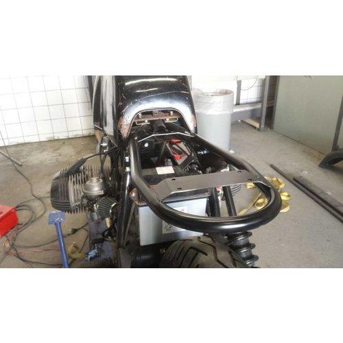 Wimoto BMW R65 R80 R90 Subframe Monoshock Chromoly