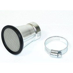 Trompette d'admission 35MM en aluminium