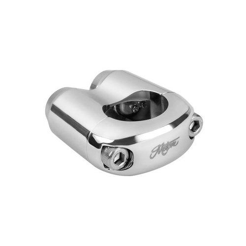 "Motone 2 Button Schakelaar 22MM of 7/8"" Chrome"