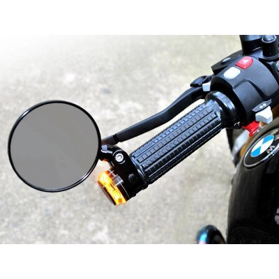 Motogadget m-Rear Mirror Black