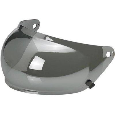 Biltwell Gringo S Bubble Shield Chrome Mirror