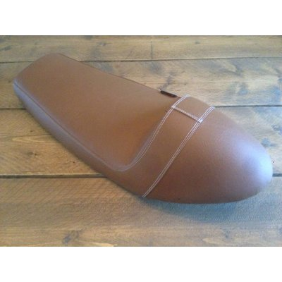 C.Racer SR Style Cafe Racer Seat Classic Brown 79