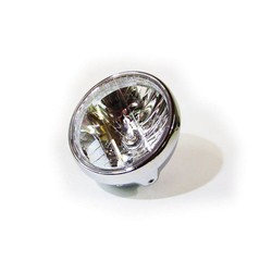 """7 """"Heldere Chrome-koplamp"""