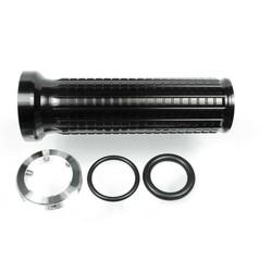 M-Grip Aluminum Black (Set of 2)