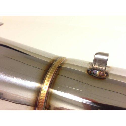 Handgemachte GP Auspuff (Universal) 50mm Type 1