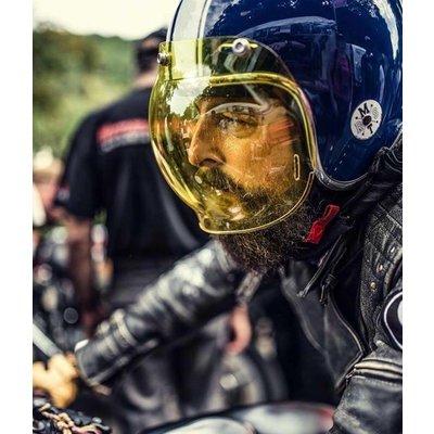 MT Helm Jet-Helm Le Mans Blau/Weiss