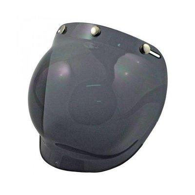 Biltwell Bandit Smoke Bubble Visor