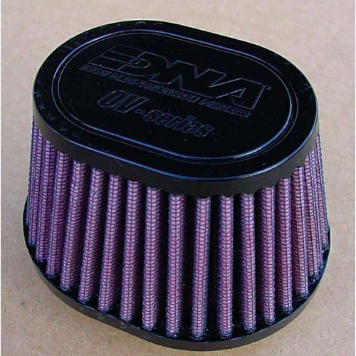 DNA 62MM Oval Filter Rubber Top