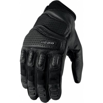 ICON Super Duty 2 Gloves Black