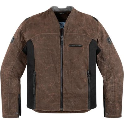 ICON One Thousand Oildale Brown Jacket