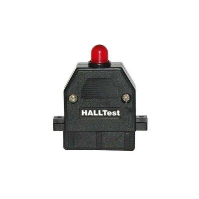 Siebenrock Testing and adjustment equipment for Hall sensors