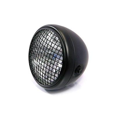 "7.7"" Scrambler Headlight Black"