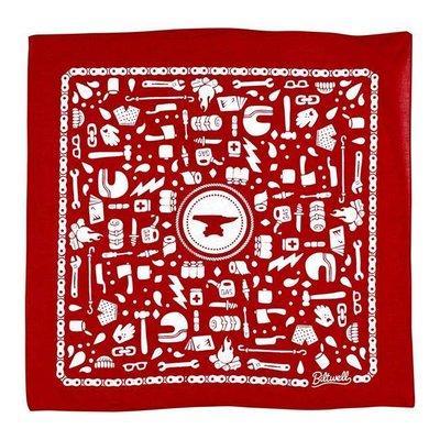 Biltwell Mandana Camp - Red