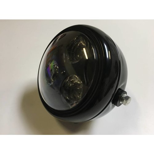 "6.75"" Cyclops Koplamp Gloss Black"