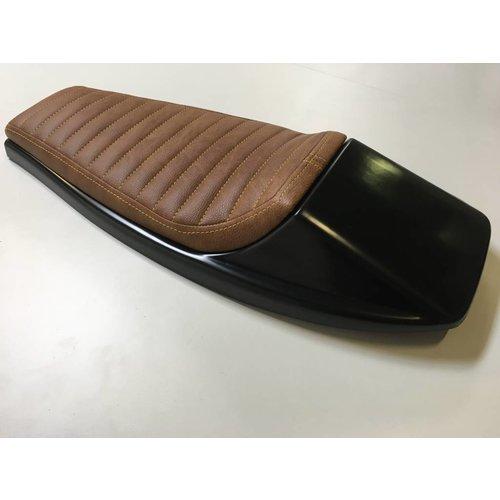 C.Racer Street Tracker Zitje Vintage Brown / Geel 130