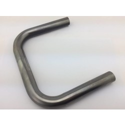 "1"" Cafe Racer Loop 2mm Stahl ""U"""