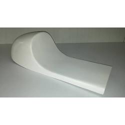 Selle en fibre de verre Café Racer Type 19