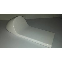 Polyester Cafe Racer Seat Type 20