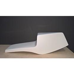 Fiberglass Cafe Racer Sitzhöcker Type 25 aus GFK gefertigt