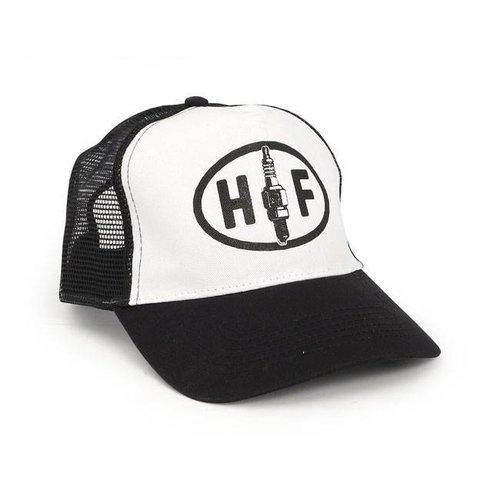 Black & White Garage Cap
