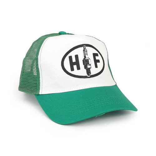 Green Garage Cap