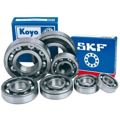 SKF Wheel Bearing 6204-2RS