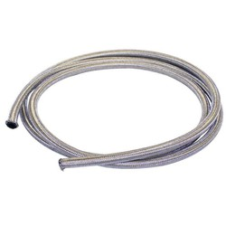 75 CM Braided Fuel Hose 8 MM