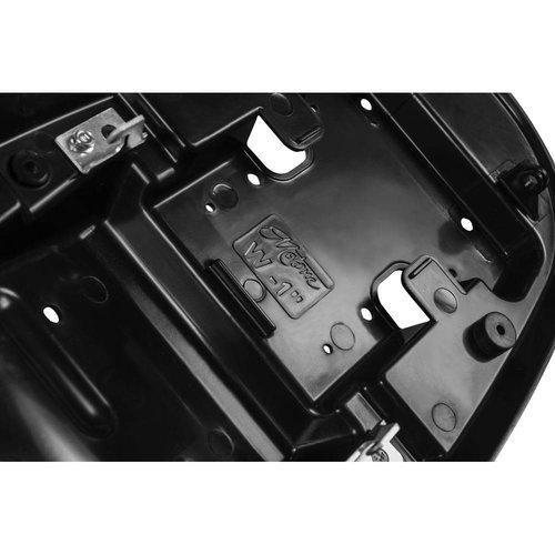 Motone Bonneville Sitzbausatz - Spritzgegossene ABS Sitzwanne incl Gummis und Haken