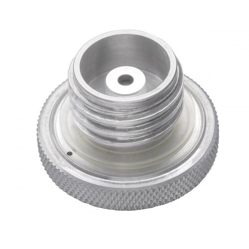 Motone Custom Benzinkappe - Billet Aluminium