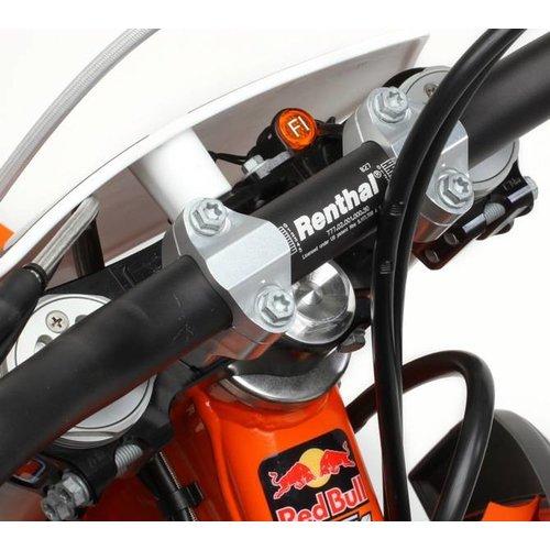 Renthal Fatbar Low Stuur Zwart 22mm