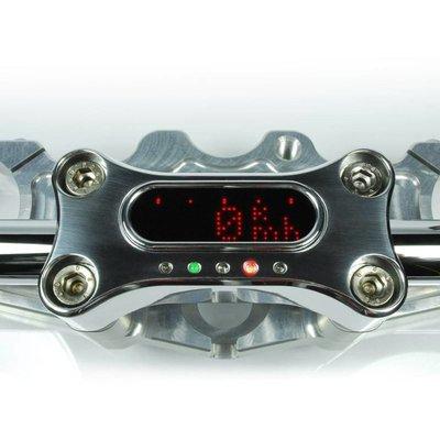 Motogadget MSM Metric Handle Bar Top Clamp 22mm Poliert