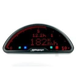Motoscope Pro Dashboard BMW R9T