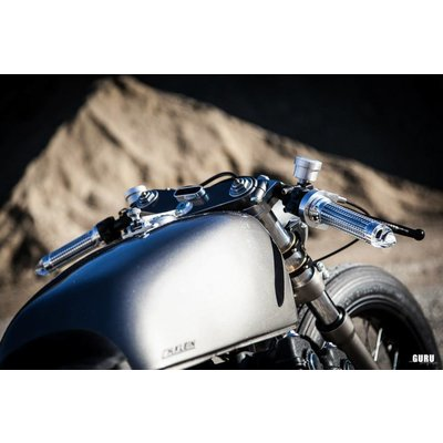Motogadget M-Grip Aluminum Griff Set Poliert