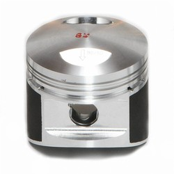 Piston for Replacement Kit, complete with piston-rings and gudgeon-pin/clips