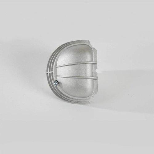 Siebenrock Halve Kleppendeksel Enduro Extra voor de BMW R2V Boxer modellen