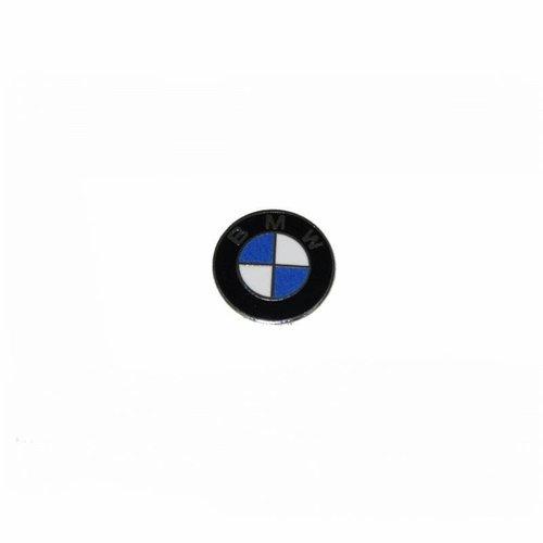 Siebenrock BMW Logo Olievuldop voor BMW R2V Boxer modellen