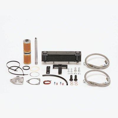 Siebenrock Oil cooler kit centered for BMW R2V Boxer models