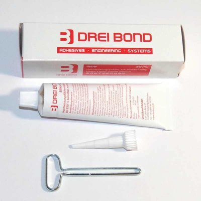 Elastic Liquid Gasket Silicone ''Drei Bond'' 30ml