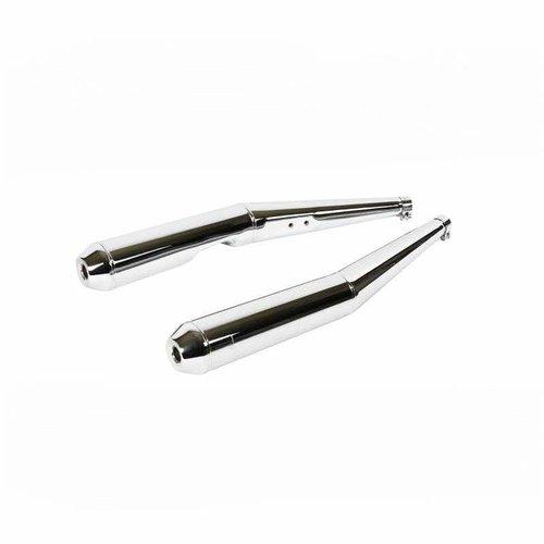 Siebenrock Auspuffendtöpfe für BMW R 45 und R 65 Modelle