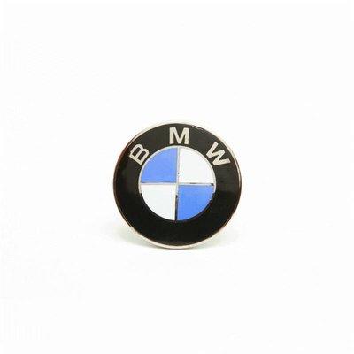 Emblem BMW 70mm, /6 models, enameled