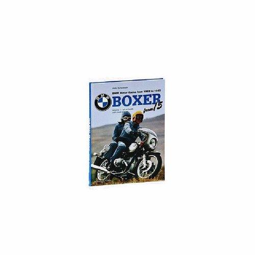 Siebenrock Buch ''BMW Boxer starting from /5''-volume 1-Buch in englisch